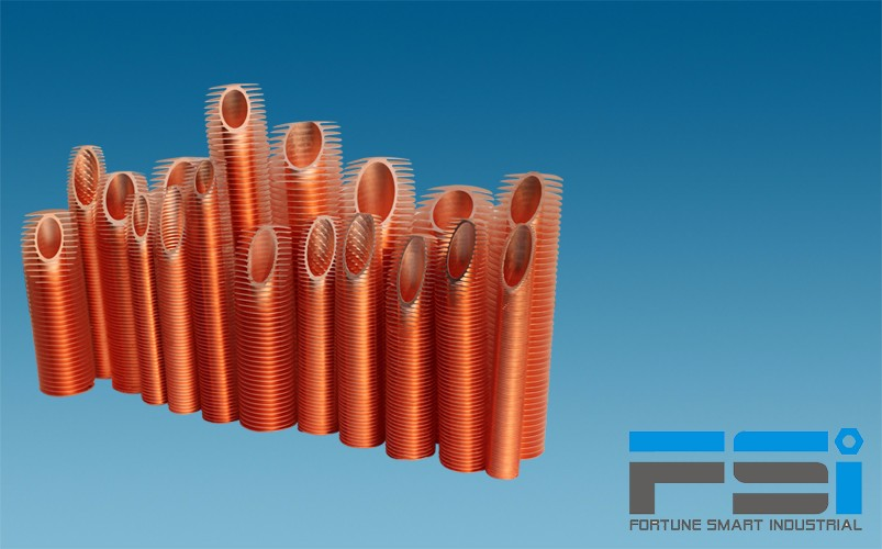 Copper Finned Tube-All1