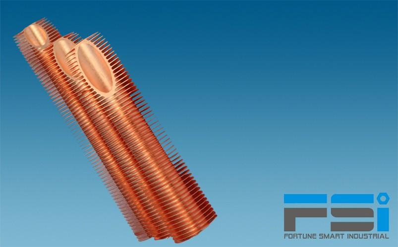 Copper Finned Tubes17