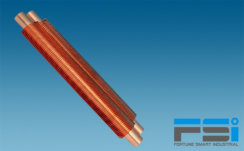 Copper Finned Tubes19