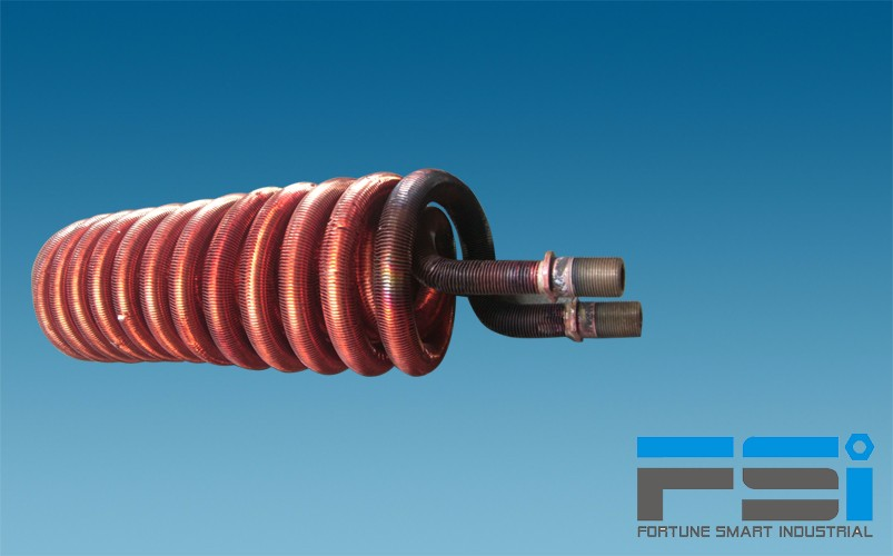 Copper Coiling Heat Exchangers1