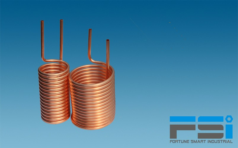 Copper Coiling Heat Exchangers12