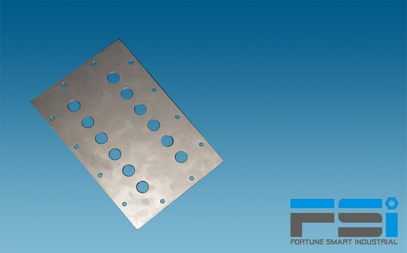 Stainless Steel Header Plates