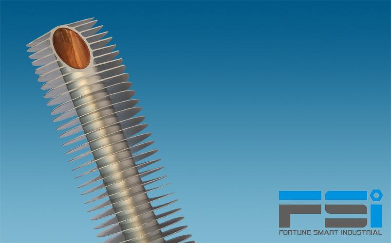 Copper & Aluminum Finned Tubes3