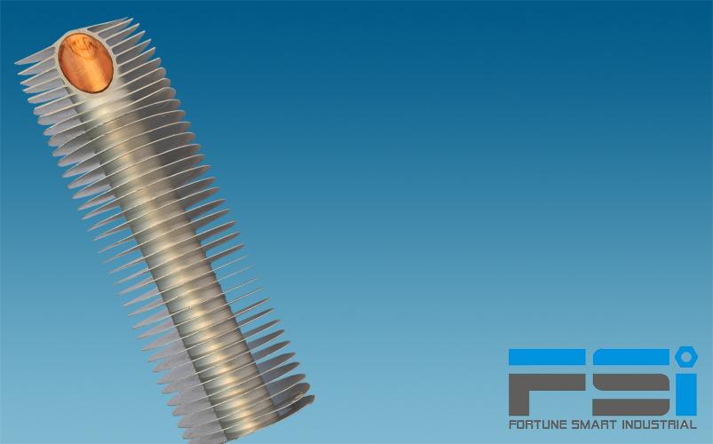 Copper & Aluminum Finned Tubes4