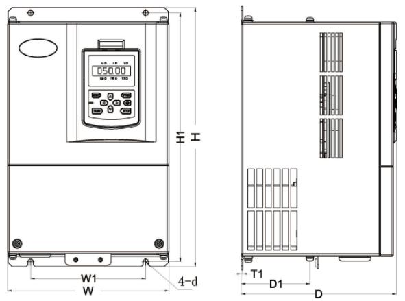 V9-H 通用变频器