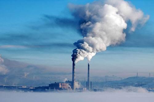 大气污染的来源