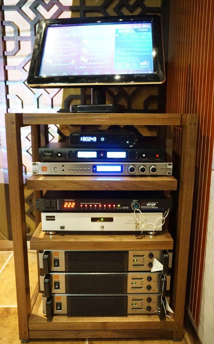 JBL高级5.1卡拉OK系统—逸安门小区