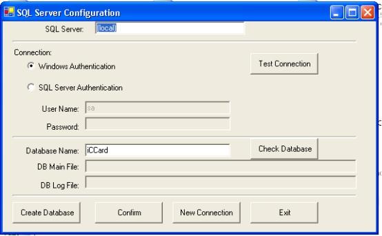 8. SQL server database sharing