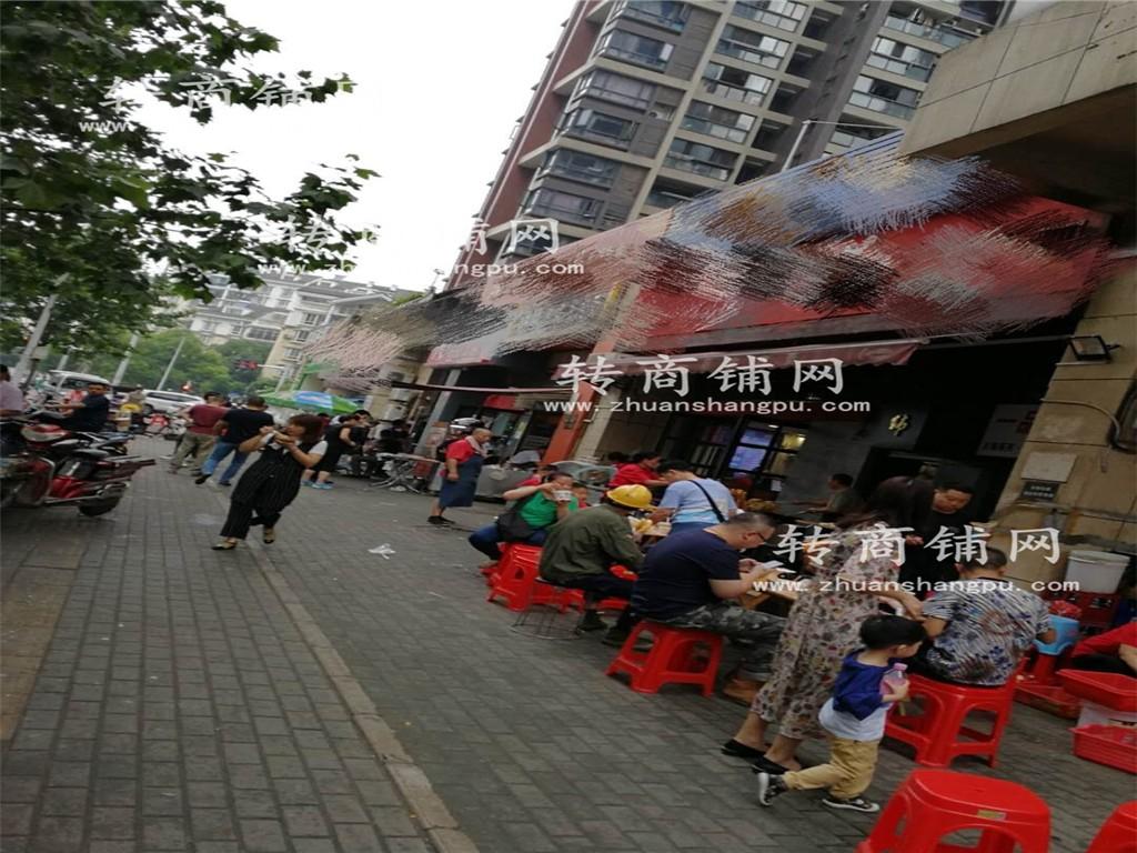 万人小区底商转让可做餐饮店