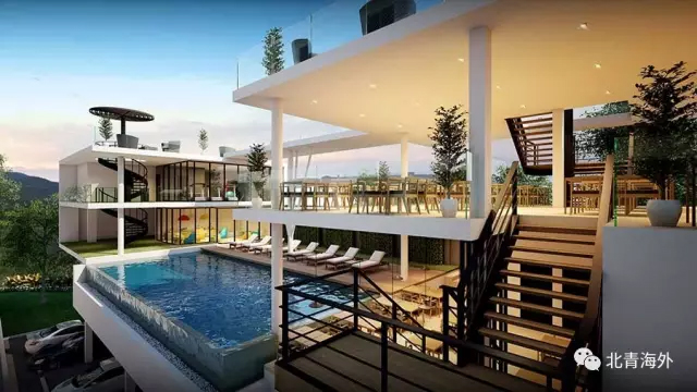 普吉岛国际中心区/酒店式公寓UTC