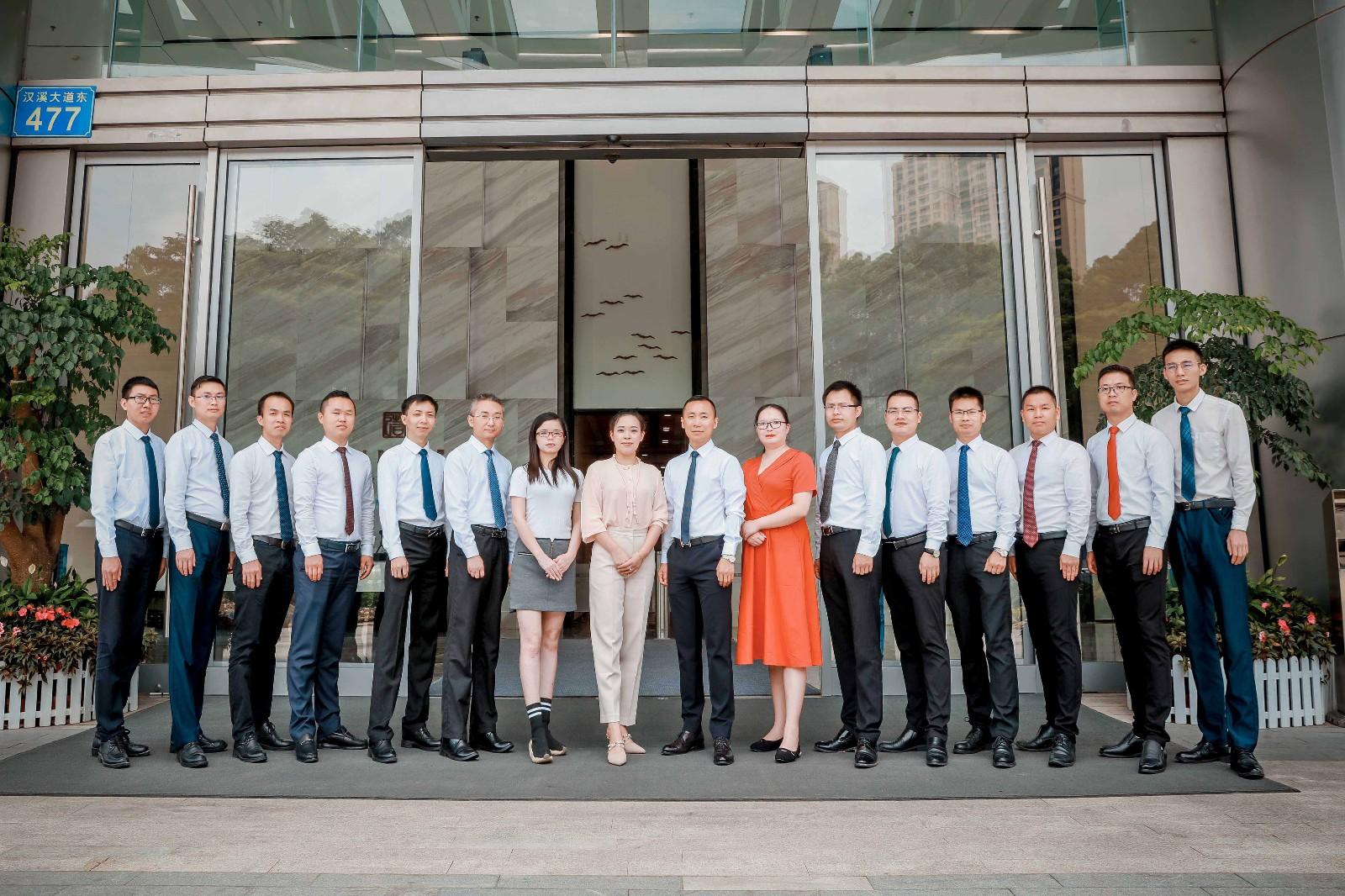 2019年公司部分团队展示