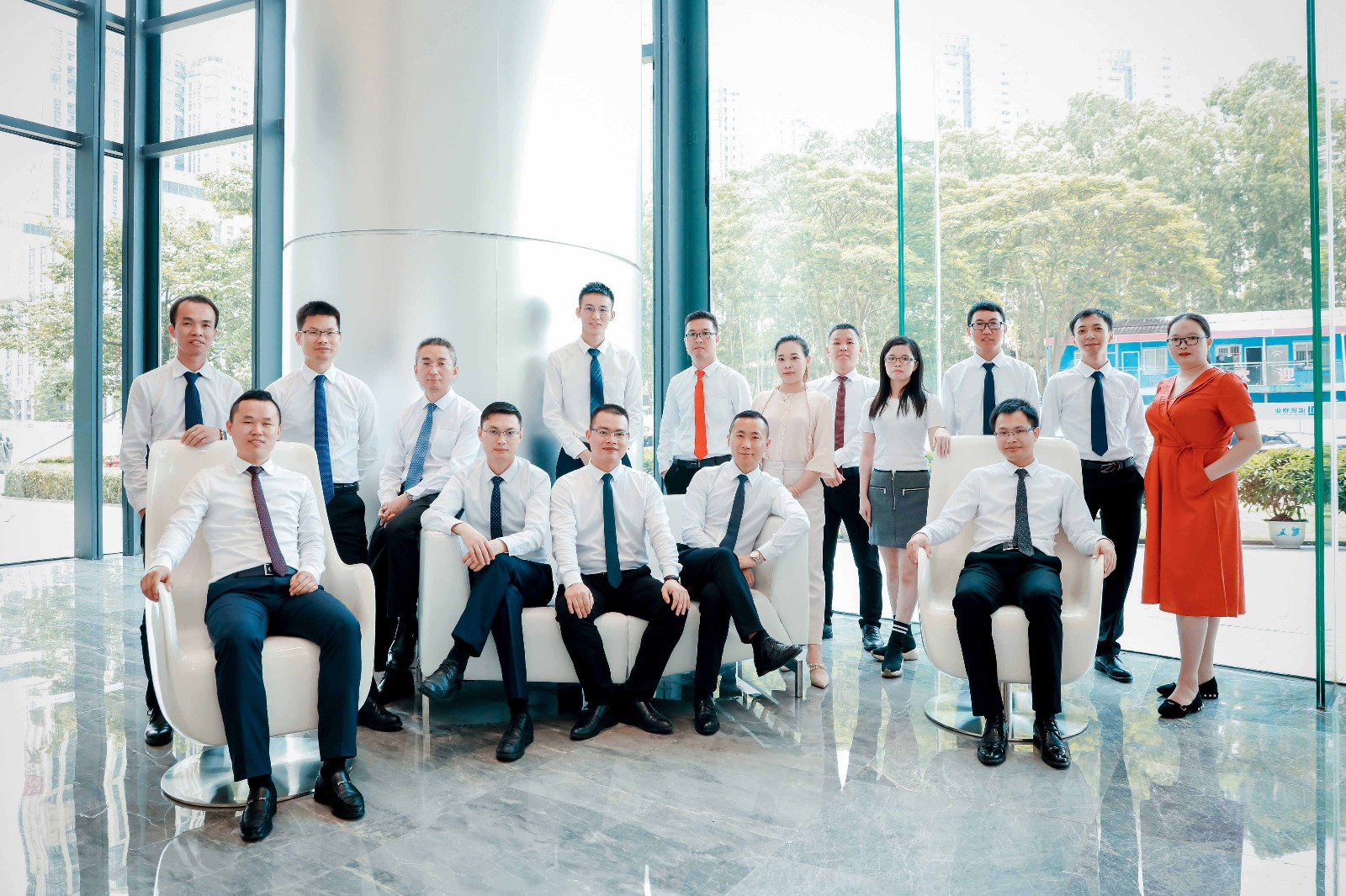 2019年公司部分团队展示(2)