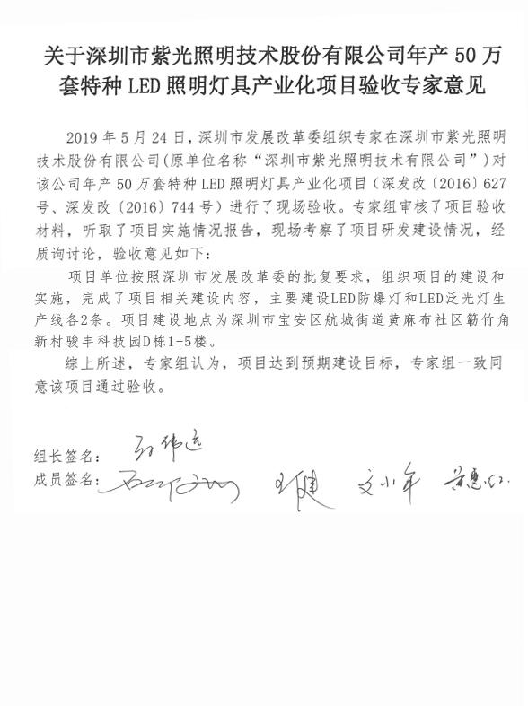 竞博jbo下载电竞投注app年产50万套产业化项目顺利通过验收