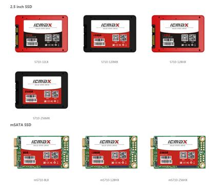 固态硬盘知识 ICMAX揭秘SSD中原片、白片、黑片区别