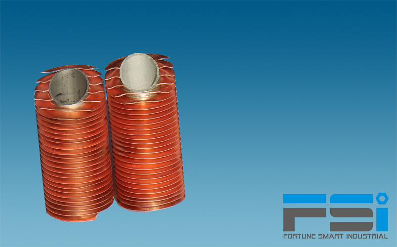 Titanium & Copper Finned Tubes1