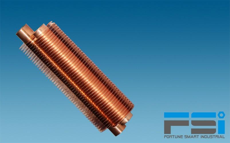 Copper Finned Tube21