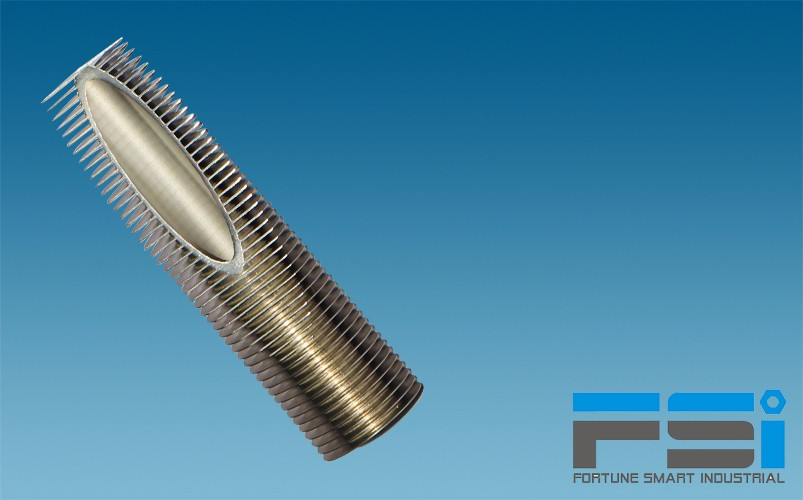 Stainless Steel Finned Tubes11