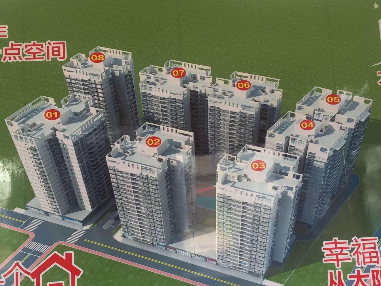 惠州白花镇【众馨花园】8大栋大型统建楼 惊爆价3680元