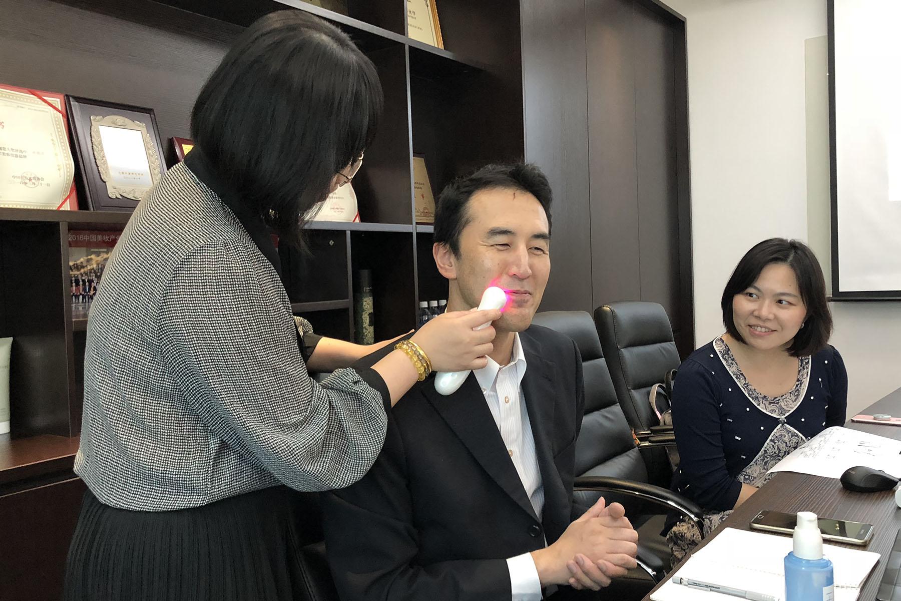 2019年6月樱得飞与日本客户研发会议