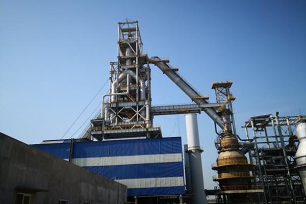 中科天瑞(北京)科技有限公司承包越南和发钢铁厂1080m3高炉三电系统总包