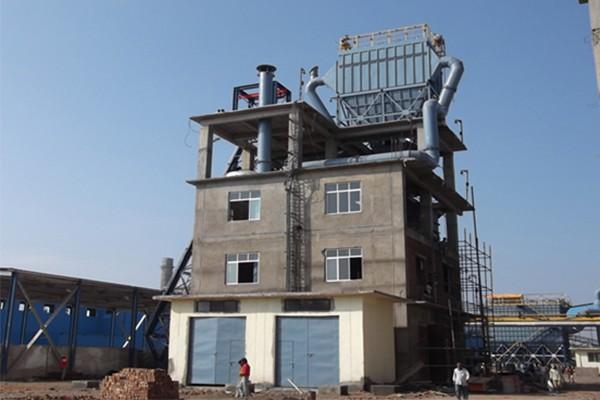 中科天瑞公司总包高炉喷煤三电系统工程