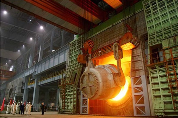 中科天瑞120吨转炉电气自动化控制系统解决方案