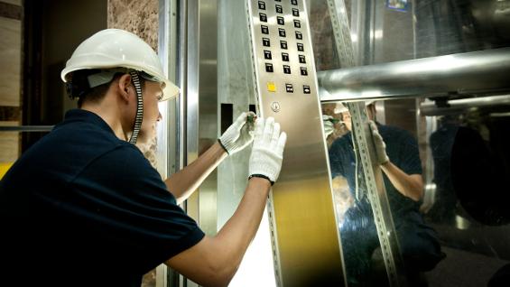 电梯更新改造