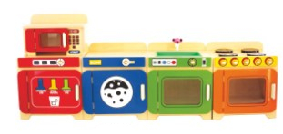 BNX-6100 迷你版幼儿厨房