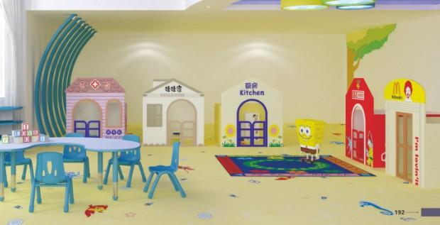 幼儿园塑胶地面的特点和要求