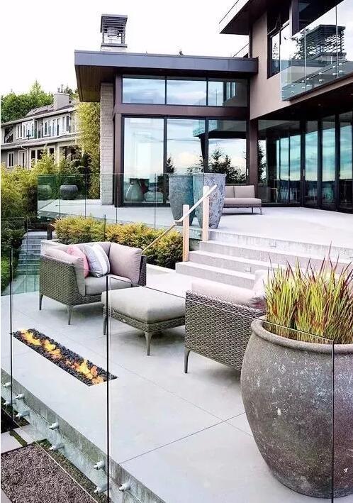 别墅庭院设计,世界再大也不过一个院子