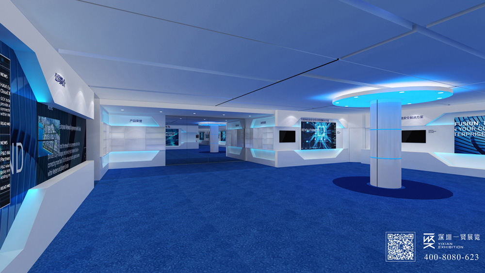 展厅设计施工一系列问题详解