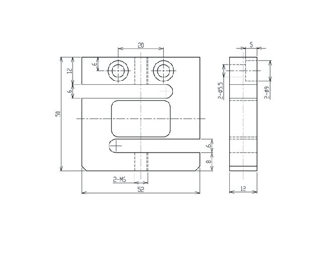STP-S型称重传感器 (型号:STP)