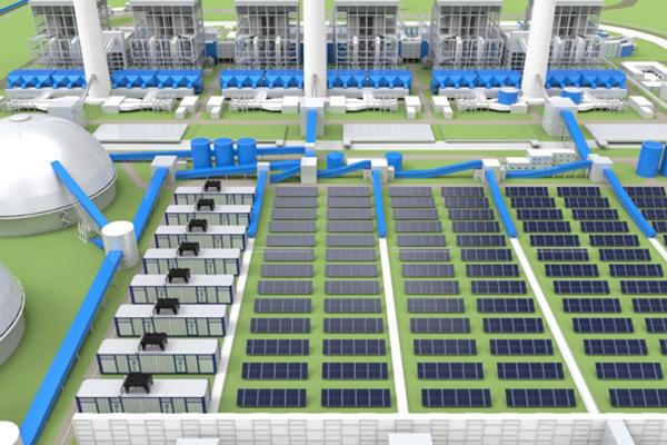 能源电站解决方案