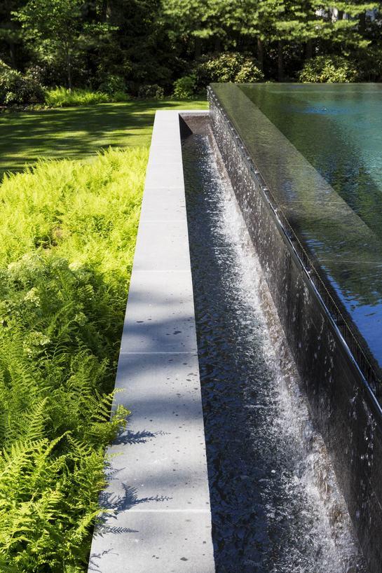 克里夫山脊住宅庄园演绎都铎风格花园设计