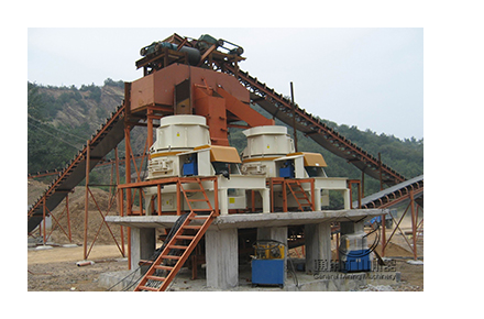 PCL Sand-making Machine