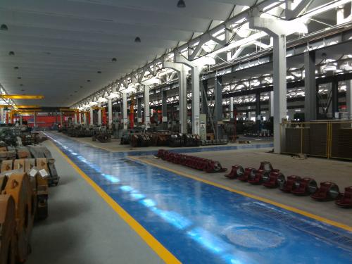工厂清洁方案-郑铁装备制造有限公司清洁方案