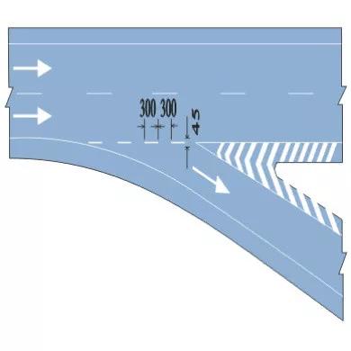 交通指示标线