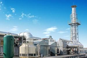 目标将技术做到一流的大气治理企业 十五年练功今朝爆发