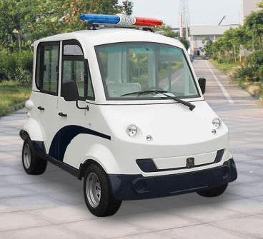 封闭电动巡逻车DN-4-1