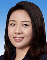 Ms Chen Jing (Chief Financial Officer of YUEXIU Group)