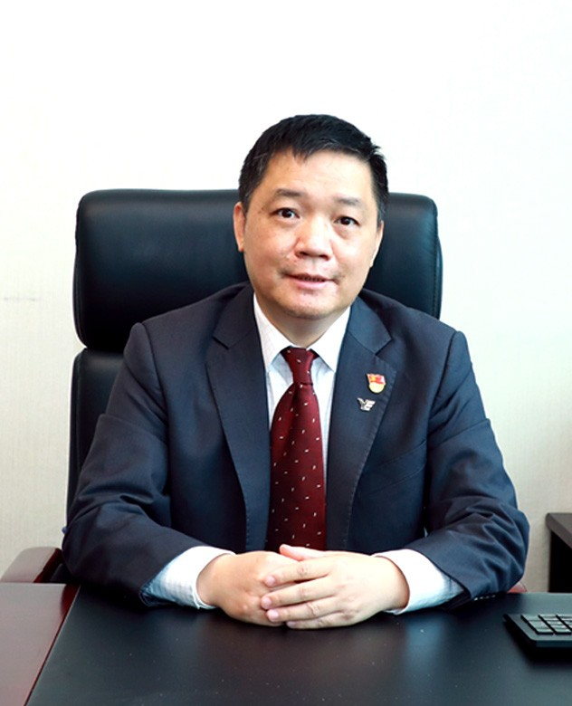 Zhu Wenbo (Party Committee member and Deputy General Manager of Yuexiu Transport)