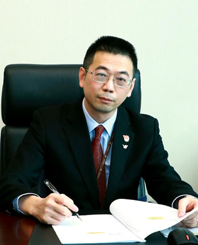 潘勇強(越秀交通黨委委員、副總經理)
