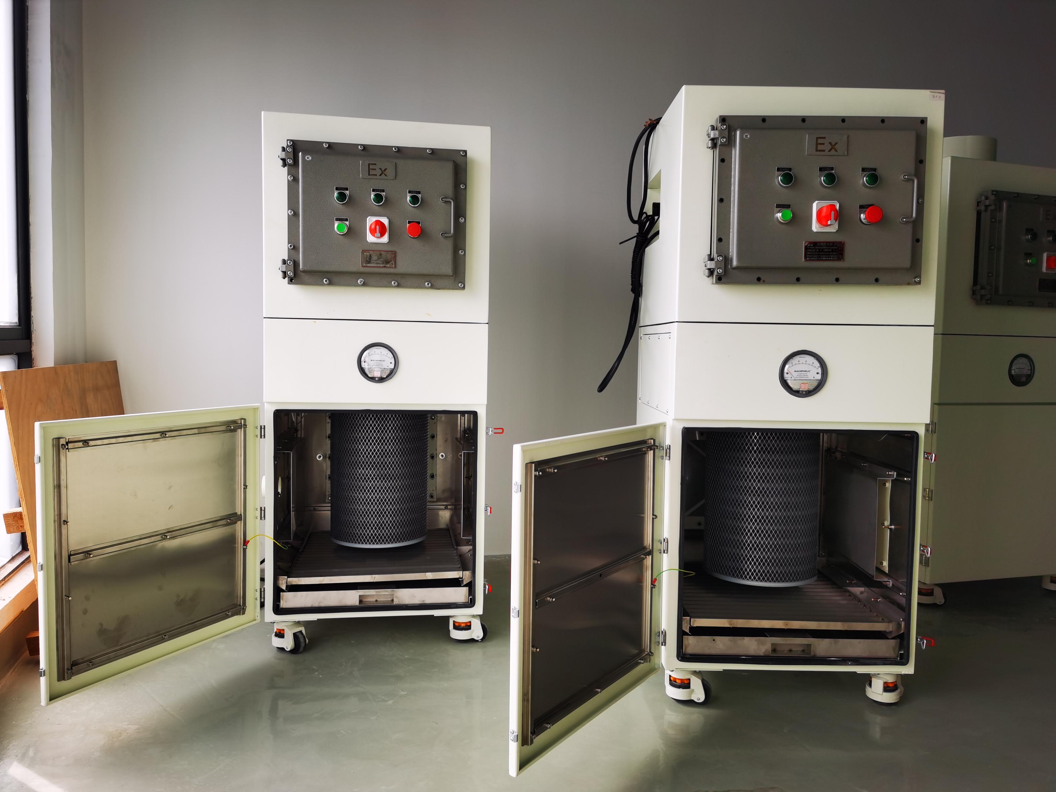 铝粉爆炸安全问题,执信环保铝粉防爆除尘器制造厂家!