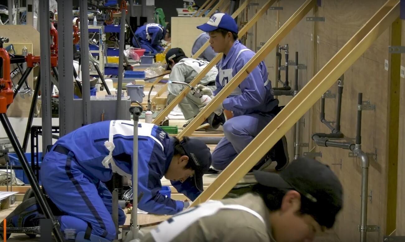 日本:冲击下的职业教育变革