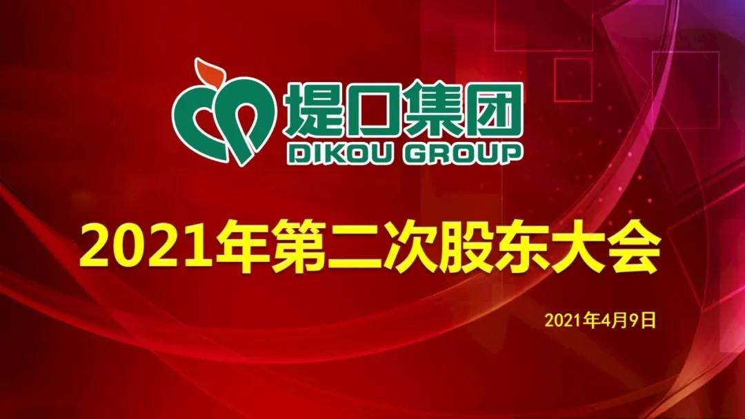 集团公司召开2021年第二次股东会