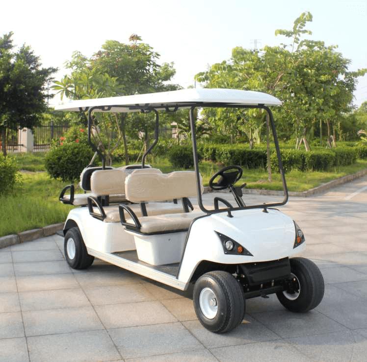 电动高尔夫球车DG-C4+2