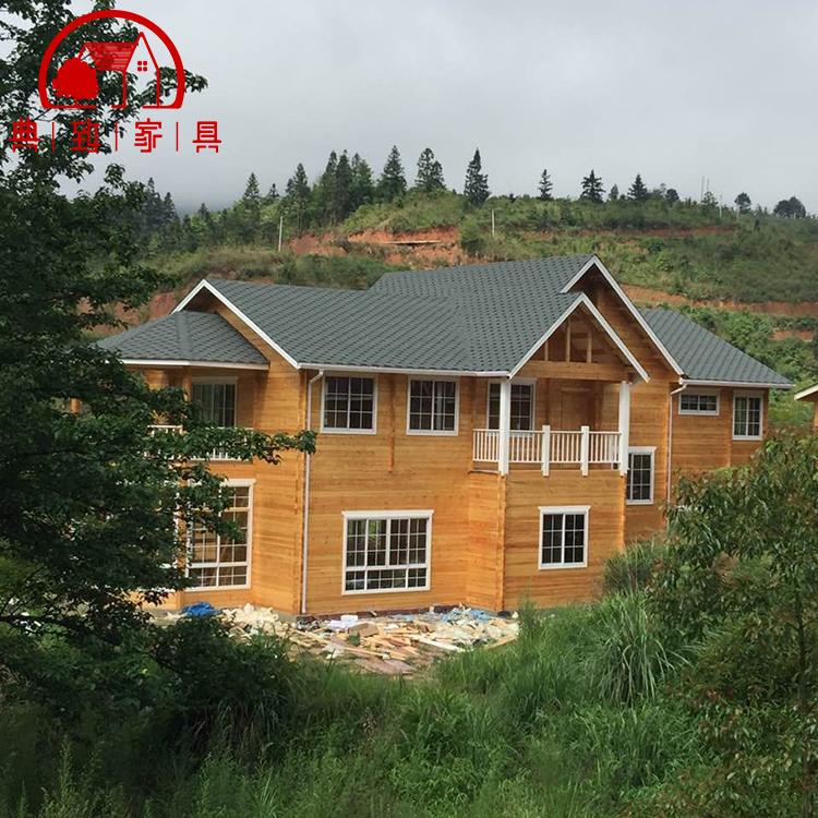 贵州黎平木屋别墅