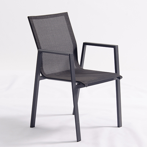 Aluminum sling chair / Алюминиевый стул слинга