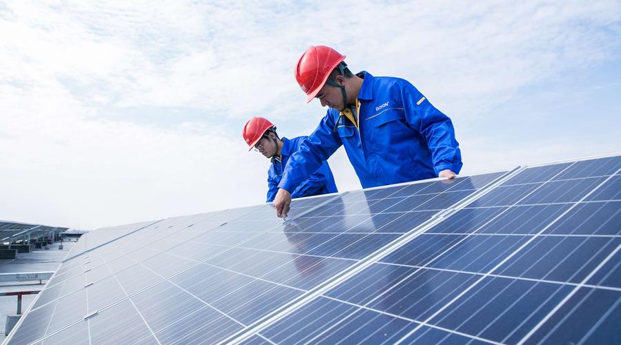 绿水青山就是金山银山——新民晚报访上海博阳新能源科技股份有限公司董事长张宏泉
