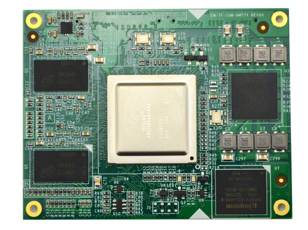 SOM-AM5728 CPU Module